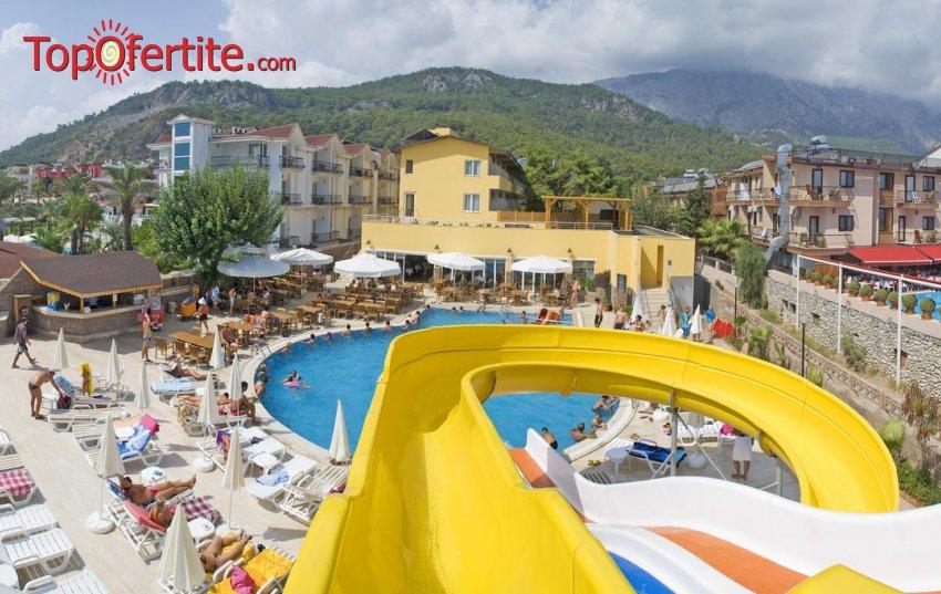 Club Hotel Sunbel 4*, Алания, Турция! 4 или 7 нощувки на база All Inclusive + самолет, летищни такси и трансфер на цени от 572.50 лв на човек