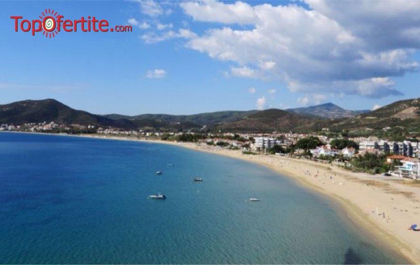 1-дневна екскурзия и плаж във Аспровалта, Гърция с екскурзоводско обслужване и транспорт за 33 лв вместо за 42 лв