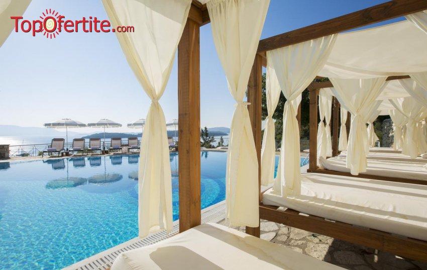 Red Tower Hotel 3*, Лефкада, Гърция! Нощувка + закуска, басейн и безплатно за деца до 11,99г. на цени от 46,90 лв на човек