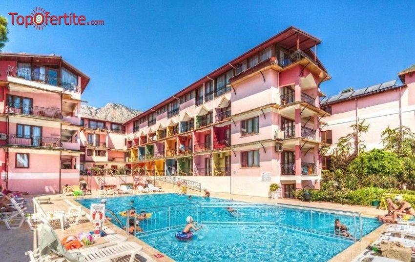 Sea Gull Hotel 4*, Кемер, Турция! 4 или 7 нощувки на база All Inclusive + самолет, летищни такси и трансфер на цени от 795 лв на човек