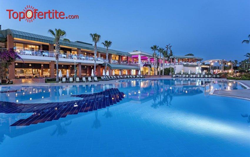 Maritim Pine Beach Resort 5 *, Белек, Турция! 4 или 7 нощувки на база Ultra All Inclusive + самолет, летищни такси, трансфер на цени от 1251.50 лв на човек