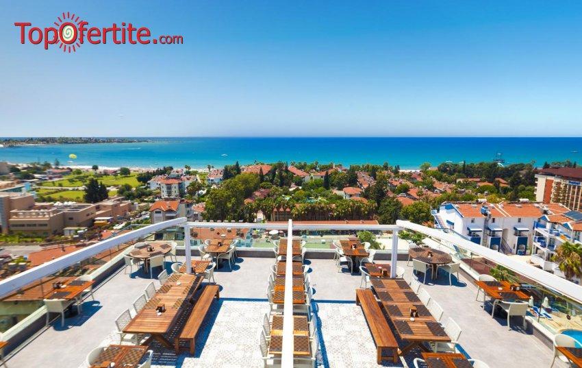 Side Su Hotel 4*, Сиде, Турция! 4 или 7 нощувки на база All Inclusive + самолет, летищни такси и трансфер на цени от 631 лв на човек