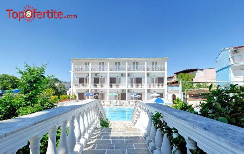 Gouvia Hotel 3*, Корфу, Гърция! Нощувка + закуска и басейн на цени от 46.90 лв на човек