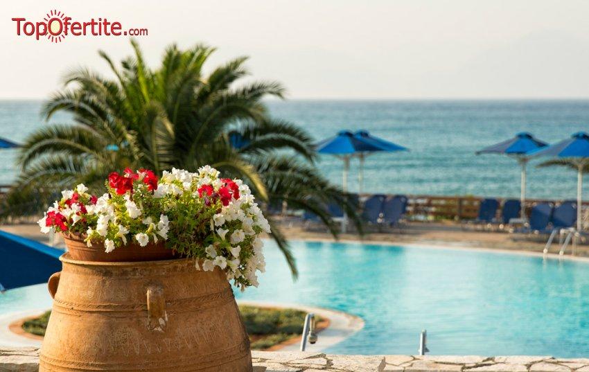 Mare Blue Beach Resort 4*, Корфу, Гърция! Нощувка на база All Inclusive + басейн и безплатно за дете до 11,99г. на цени от 77,50 лв на човек