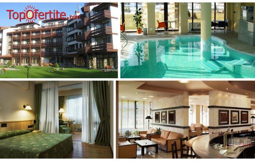 LAST MINUTE! Хотел Орфей 4*, Банско! Нощувка на база All inclusive + минерален басейн и СПА пакет на цени от 39,90 лв. на човек