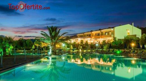 Last Minute! Гърция, Халкидики, Касандра хотел Anastasia Resort & Spa 5*! Нощувка на база закуска и вечеря + басейн на цени от 62.80 лв на човек