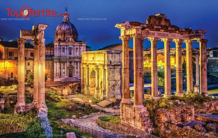 7-дневна екскурзия до Рим със Загреб, Венеция, Верона, Флоренция и Болония + 5 нощувки със закуски, транспорт, водач и панорама и пешеходна обиколна на Загреб само за 479 лв.