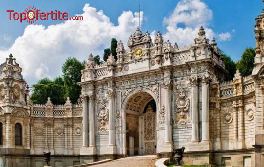 4-дневна екскурзия до Истанбул и Одрин през Юли и Август + 2 нощувки със закуски, пешеходна разходка, трансфер до Мол Forum и престой в Одрин само за 69.90 лв.
