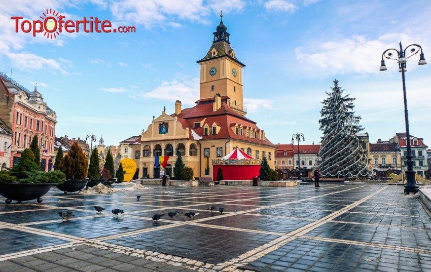 Предколедна 3-дневна екскурзия до Букурещ и замъка на Дракула + 2 нощувки със закуска, посещение на Коледните базари и екскурзоводско обслужване само за 89,90 лв.