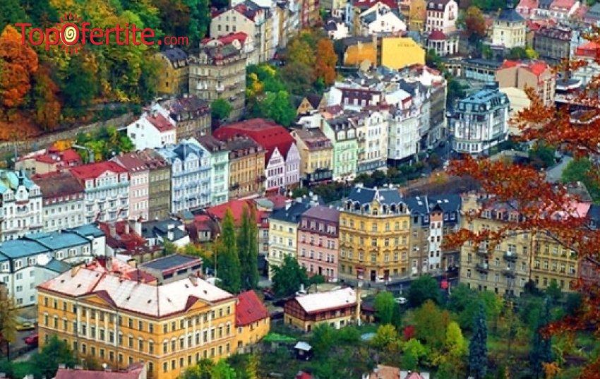 6-дневна екскурзия до Прага, Братислава, Гьор, Панонхалма и хълма Свети Мартин + 3 нощувки със закуски, с възможност за посещение на Дрезден и Карлови Вари само за 198 лв.