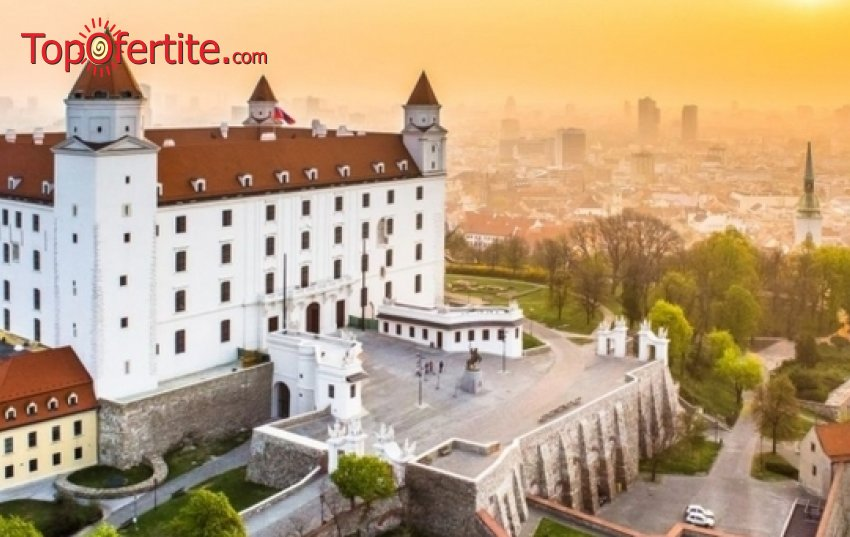6-дневна екскурзия до Будапеща и Златна Прага + 3 нощувки със закуски и посещение на Братислава само за 213 лв.