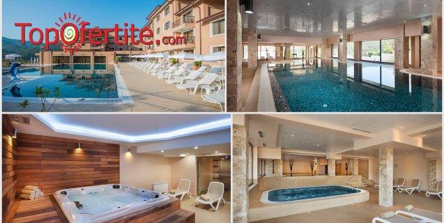 Хотел Вела Хилс 4*, Велинград! Нощувка + закуска, вечеря и открити и закрити басейни, джакузита и СПА пакет за 95 лв. на човек