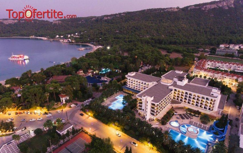 Ozkaymak Marina 5*, Кемер, Турция! 4 или 7 нощувки на база Ultra All Inclusive + самолет, летищни такси, трансфер на цени от 662.50 лв на човек