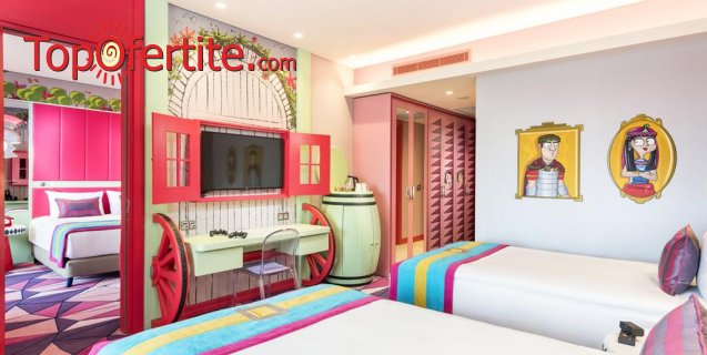 The Land Of Legends Kingdom Hotel 5*, Белек, Турция за Нова година! 4 нощувки на база All Inclusive + СПА център, самолет, летищни такси, трансфер само за 1224 лв на човек