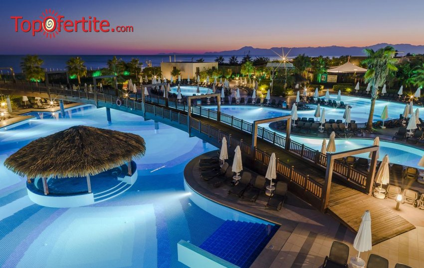 Sherwood Dreams Resort 5*, Белек, Турция за Нова година! 4 нощувки на база All Inclusive + Новогодишна вечеря, СПА център, самолет, летищни такси, трансфер само за 795 лв на човек