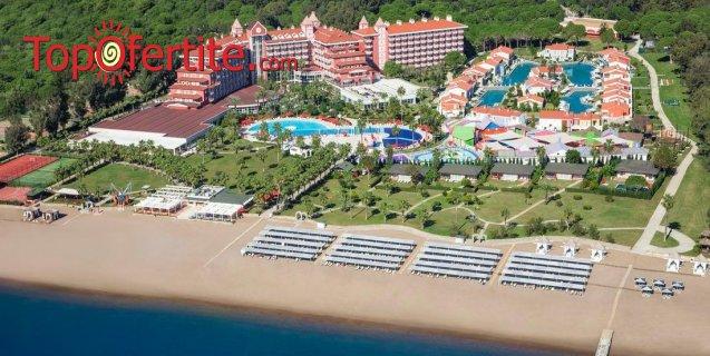 IC Hotels Santai Family Resort  5 *, Белек, Турция,  7 нощувки за един човек на база Ultra All Inclusive + самолет, летищни такси, трансфер само за 1399,50 лв