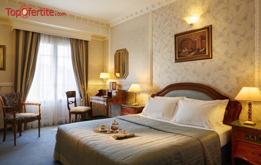 Mediterranean palace 5*, Солун, Гърция за Нова година! 3 нощувки + закуски, вечери, Уелнес център и Новогодишна Гала вечеря на цени от 564.50 лв на човек