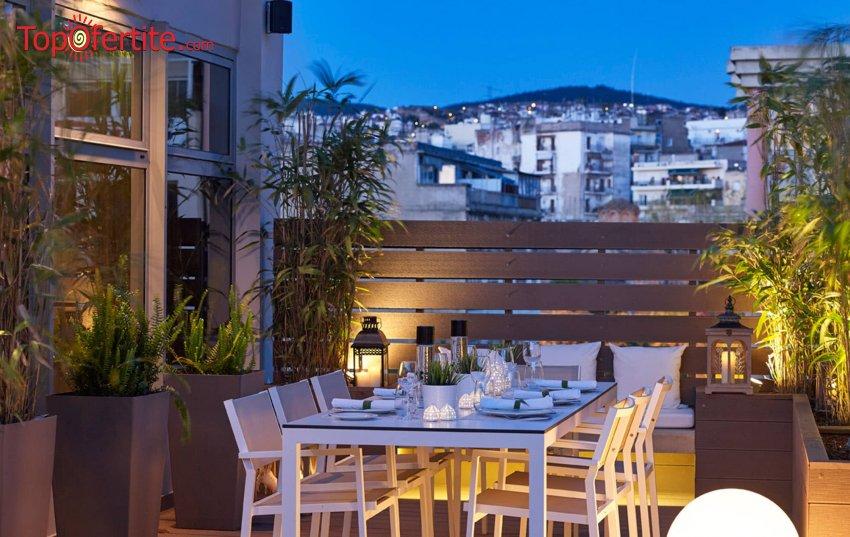 Anatolia Hotel 4*, Солун, Гърция за Коледа и Нова година! 2 или 3 нощувки + закуски, Гала вечеря и Уелнес център на цени от 243,10 лв на човек