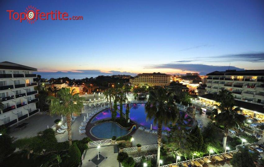 Side Corolla Hotel 5*, Сиде, Турция за Нова година! 4 нощувки на база All Inclusive + Новогодишна вечеря, СПА център, самолет, летищни такси, трансфер само за 689.20 лв на човек