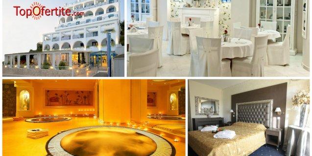 Хотел Secret Paradise 4*, Халкидики, Гърция за Нова година! 3 нощувки + закуски и празнична Новогодишна вечеря на цени от 290,90 лв на човек