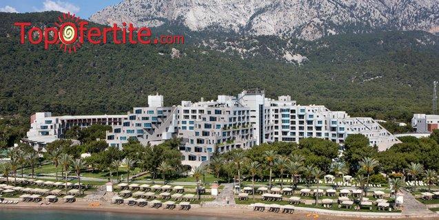 Rixos Sungate 5*, Кемер, Турция за Нова година! 4 нощувки на база All Inclusive + Новогодишна вечеря, СПА център, самолет, летищни такси, трансфер на цени от 1046.10 лв на човек