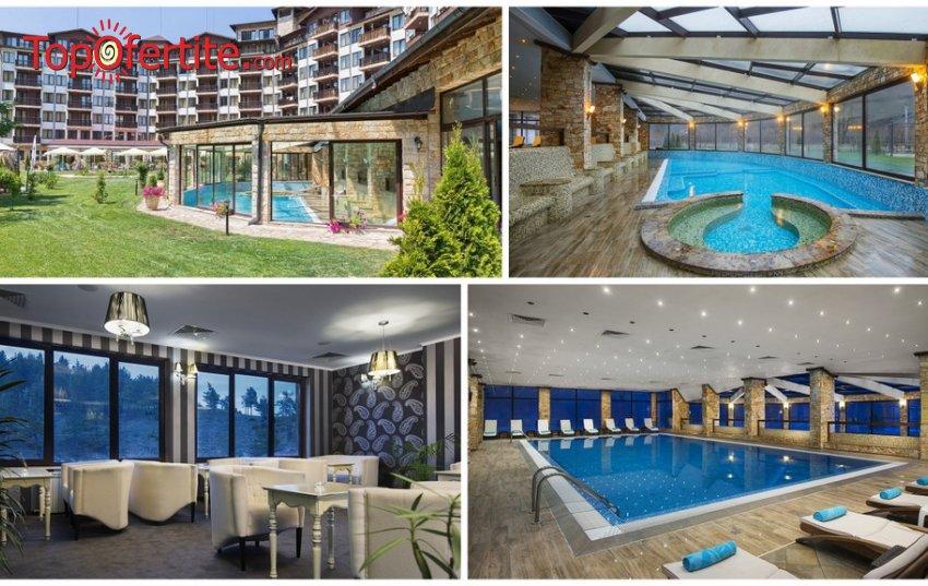 Балнео хотел Свети Спас 5*, Велинград! 5 нощувки на цената на 4 + закуски, вечери и Уелнес пакет за 316 лв на човек