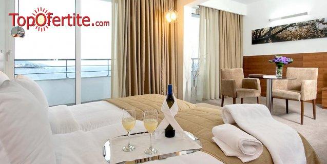 Lucy Hotel 5*, Кавала, Гърция за Нова година! 3 нощувки + закуски и Гала вечеря с неограничена консумация на вино на цени от 405 лв на човек