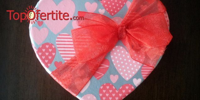 Специални подаръци за празниците! Луксозен комплект игра за двойки `52 седмици Любов` само за 20 лв  вместо 40 лв