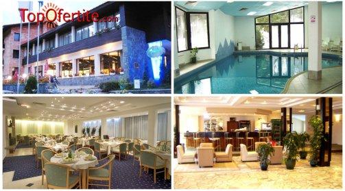 Хотел Финландия 4*, Пампорово през Зимата + Коледа! Нощувка + закуска, вечеря, басейн, фитнес и транспорт до пистите само за 58 лв на човек