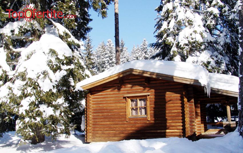 Вилно селище Ягода, Боровец за Нова година! 3 нощувки в луксозна вила за четирима  на цени от 850 лв
