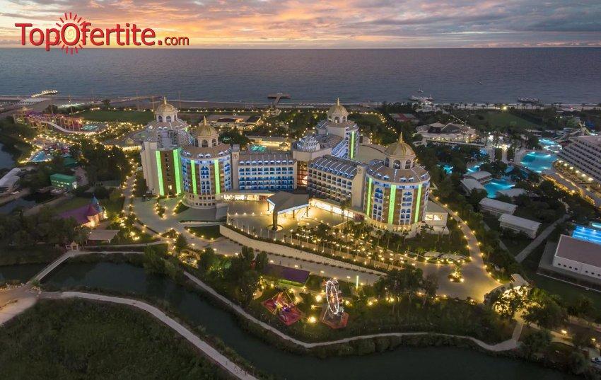 РАННИ ЗАПИСВАНИЯ Delphin Be Grand Resort 5 *, Анталия, Турция! 2 или 4 нощувки на база Ultra All Inclusive + самолет, летищни такси, трансфер на цени от 744,50 лв на човек