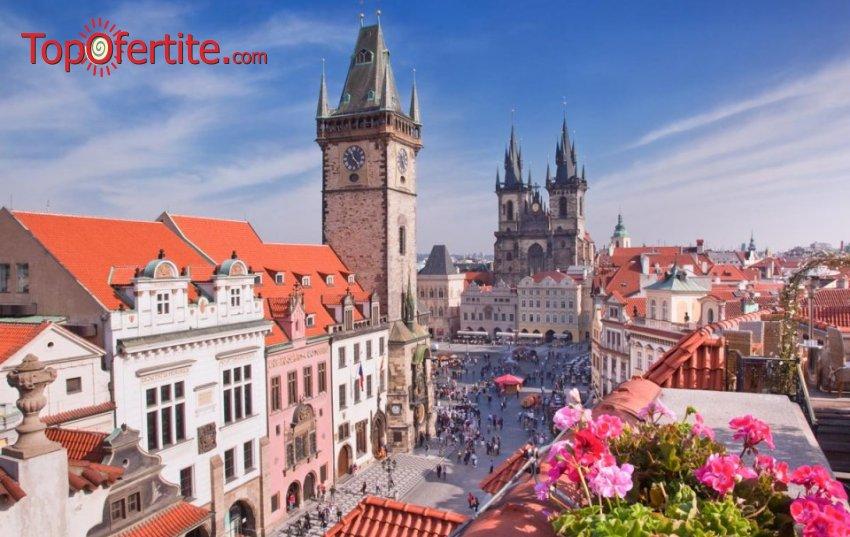 14 февруари в Прага! 6-дневна екскурзия до Прага, Дрезден, Виена и Будапеща + 4 нощувки със закуски, водач и транспорт с комфортен автобус за 299 лв.