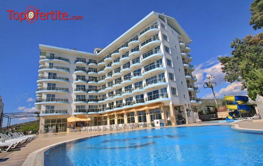 5 нощувки в Hotel Arora 4*, Кушадасъ, Турция на първа линия + изхранване на база All Inclusive за 349 лв.