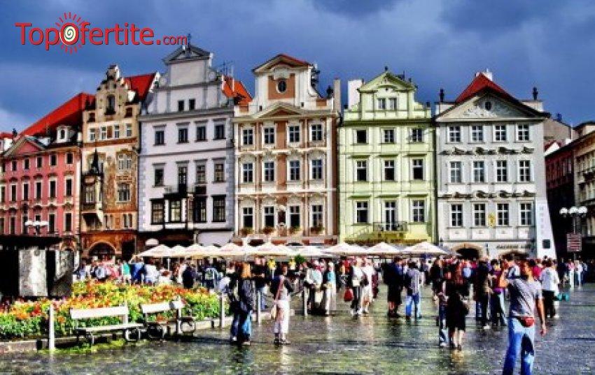 6-дневна екскурзия - Майски празници в Будапеща, Виена, Прага и възможност за Дрезден + 5 нощувки със закуски, обиколка на Будапеща и Виена, транспорт и водач-представител за 299 лв.