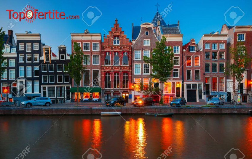 Ранни записвания! 10-дневна екскурзия до Холандия + 8 нощувки, транспорт, екскурзоводско обсжуване, посещение на парка Кьокенхоф в Амстердам и туристически обиколки за 799 лв.