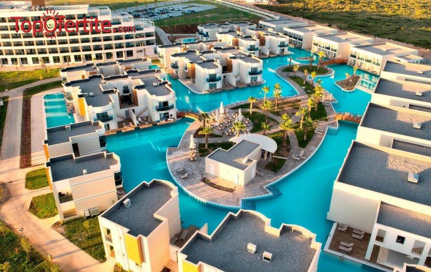 1 Май в хотел Aquasis De Luxe Resort 5*, Дидим, Турция! 4 или 5 нощувки с автобус на база Ultra All Inclusive на цени от 335лв на човек