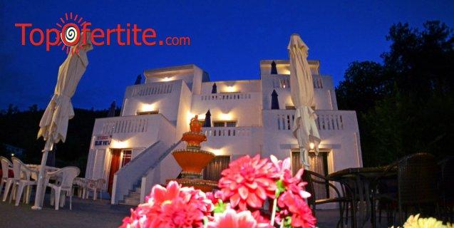 Studios Blue View 2*, Скала Потамия, Тасос - Гърция! Нощувка на цени от 24,30 лв. на човек