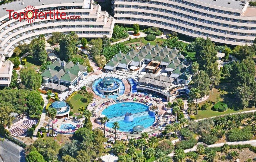 РАННИ ЗАПИСВАНИЯ в хотел Grand Blue Sky 4*, Кушадасъ, Турция! 5, 7 или 9 нощувки с автобус или собствен транспорт на база All Inclusive на цени от 420лв на човек
