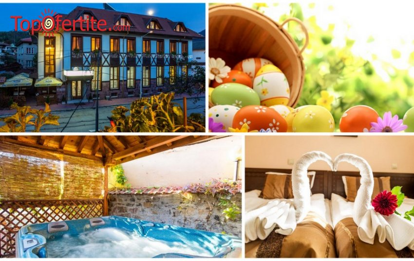 Великден в Хотел Тетевен! 3 или 4 нощувки + закуски, вечери и сауна на цени от 145 лв на човек