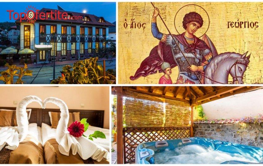 Гергьовден в Хотел Тетевен! 2 или 3 нощувки + закуски, вечери и сауна на цени от 110 лв на човек