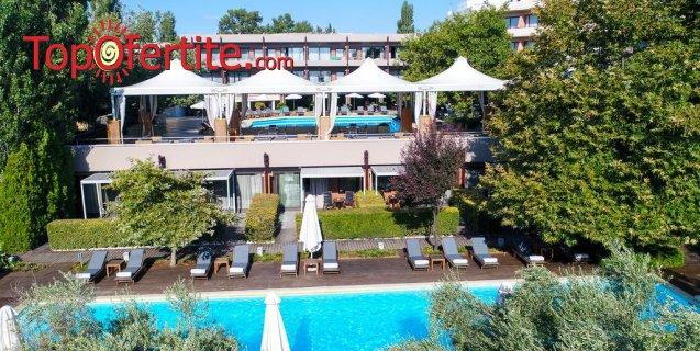Alexander Beach Hotel 5*, Александрополис, Гърция за Великден! 2 или 3 нощувки + закуски, празничен обяд и опция вечеря на цени от 169,60 лв. на човек