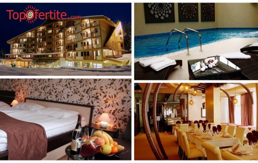 Майски празници в Хотел Айсберг 4*, Боровец! 2, 3 или 4 нощувки + закуски, басейн и сауна на цени от 90 лв. на човек