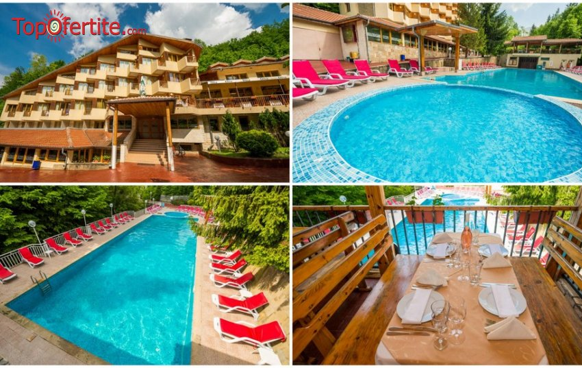 Майски празници в Хотел Дива 3*, с.Чифлик! 2 или 3 нощувки с изхранване по избор + външен горещ минерален басейн и СПА пакет на цени от 145 лв. на човек