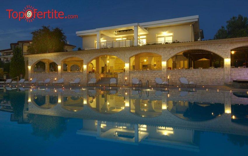 Portes Beach Hotel 4*, Халкидики - Гърция за Великден! 3 нощувки с изхранване по избор + празничен обяд и празнична програма на цени от 263,90 лв. на човек