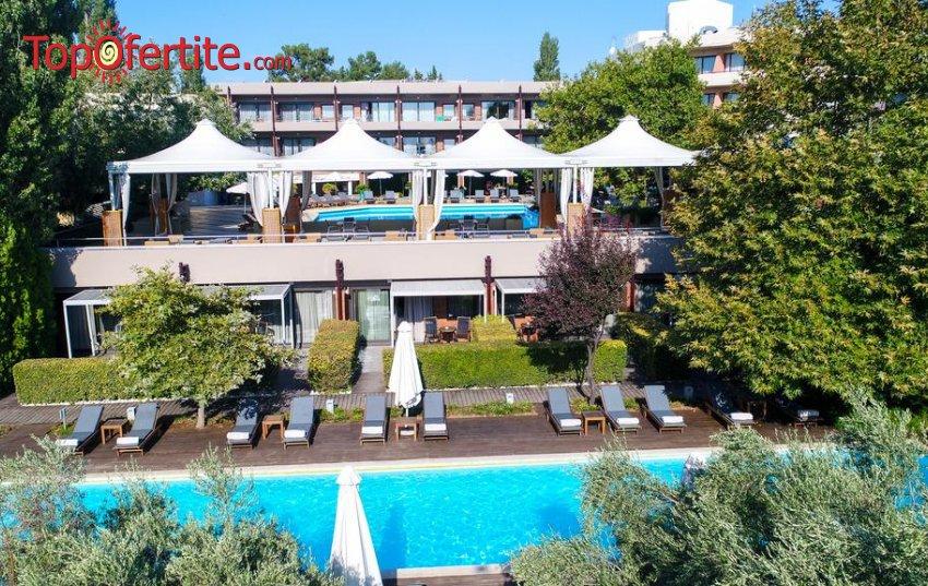 Почивка в Гърция за Великден хотел Alexander Beach Hotel 5*, Александрополис! 2 или 3 нощувки + закуски, празничен обяд и опция вечеря на цени от 169,60 лв. на човек