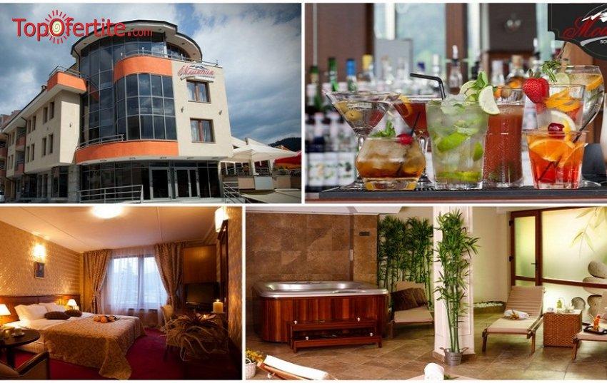 Великден и Гергьовден в хотел Маунтин Бутик, град Девин! 3 нощувки + закуски, Празнична вечеря, сауна, парна баня и релакс център за 145 лв на човек