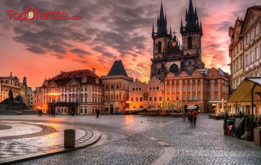 6-дневна екскурзия до Прага, Дрезден, Виена и Будапеща + 4 нощувки със закуски, водач и транспорт с комфортен автобус на цени от 375 лв.