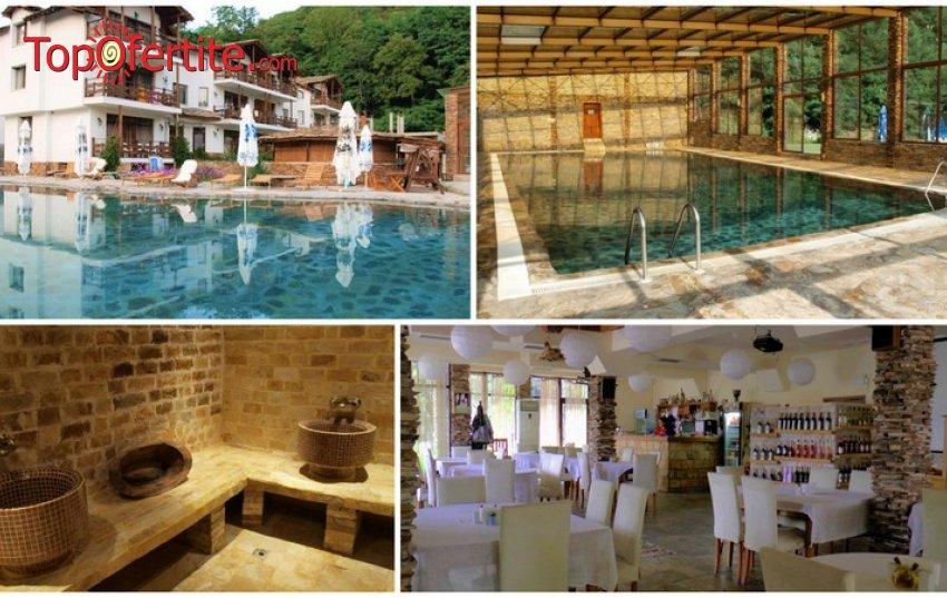 Хотел Петрелийски, Огняново през Лятото! Нощувка + закуска, вечеря, минерален басейн и Уелнес пакет на цени от 57 лв. на човек