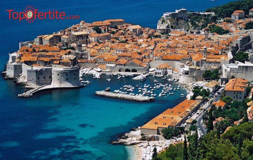 5-дневна екскурзия до Черна гора и Дубровник + 4 нощувки със закуски, вечери, транспорт, посещение на Будва, град Бар и бонус - фотопауза при Свети Стефан на цени от 300 лв.