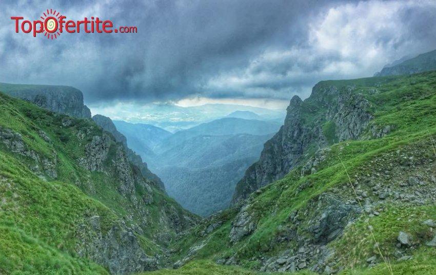 2-дневна екскурзия до водопад Райското пръскало и връх Ботев + 1 нощувка в уютна хижа, професионален планински водач и транспорт за 145 лв.